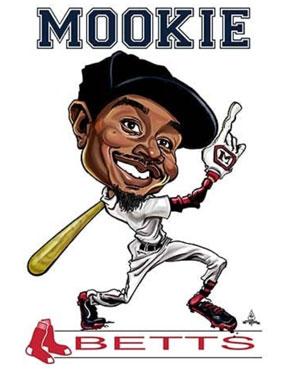 Mookie Betts, Boston Red Sox