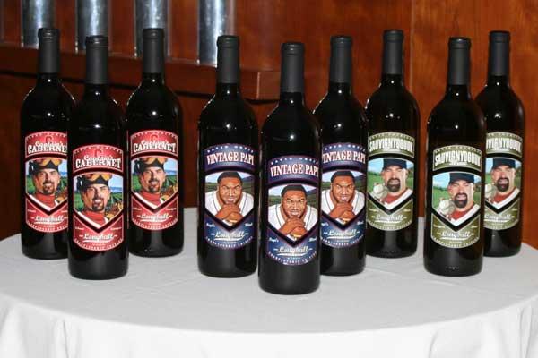 2008 Boston Red Sox Wine