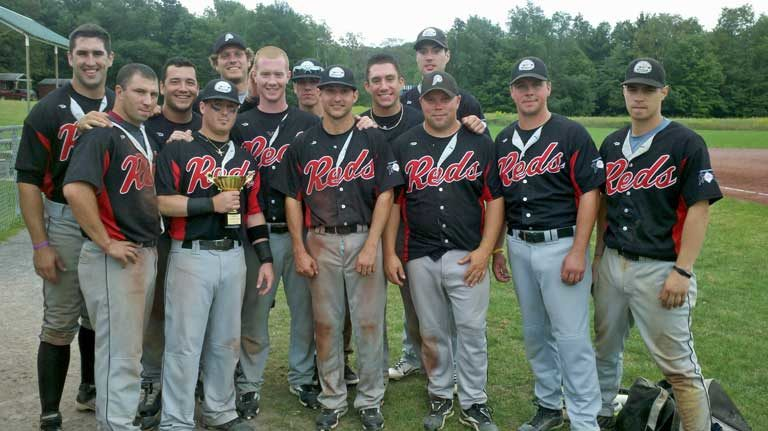 2011 Brockton Reds, Cooperstown Champs