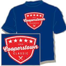 2014 Cooperstown Tee Shirt