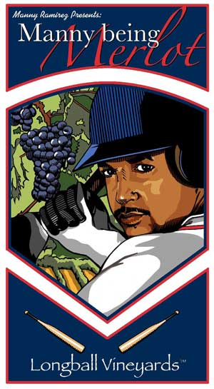 Manny Ramirez, Manny Being Merlot