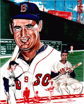 Neal Portnoy, Ted Williams