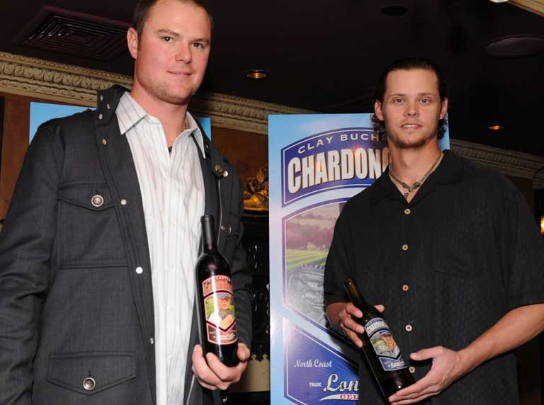 Jon Lester and Clay Buchholz Charity Wines