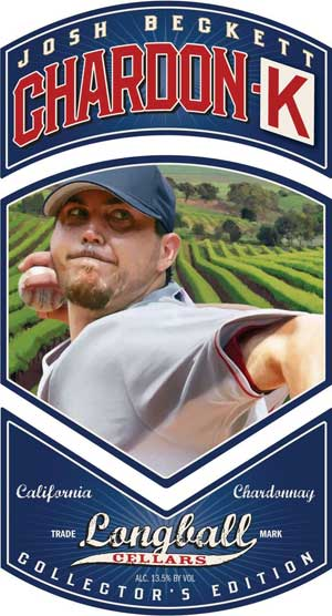 Josh Beckett, Chardon-K wine