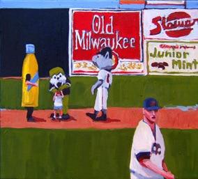 Roger Patrick, Old Milwaukee