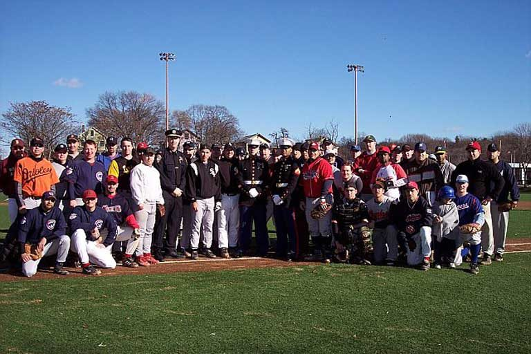 2006 Winterball baseball players