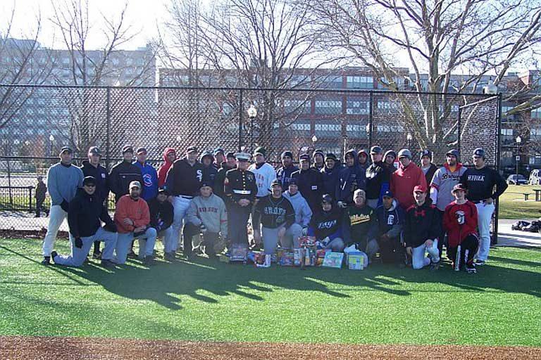 2008 Winterball baseball players