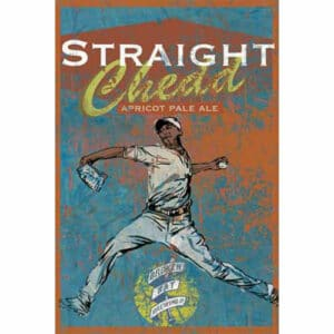 Straight Chedd - Broken Bat Brewing Co.