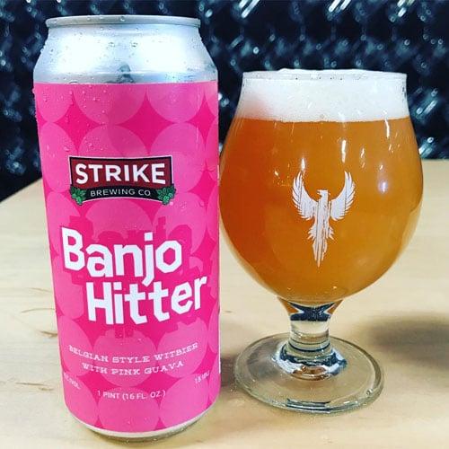 Banjo Hitter - Strike Brewing Co.