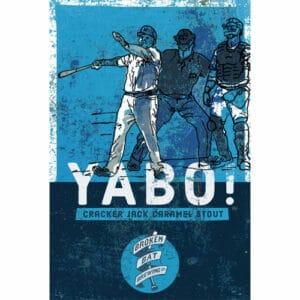 Yabo! - Broken Bat Brewing Co.
