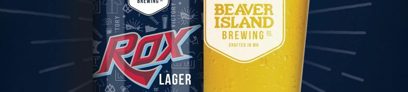 Rox Lager by Beaver Island header