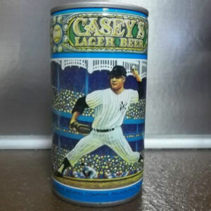 Casey's Lager Beer with Whitey Ford – Valley Forge Brewing