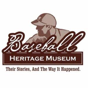 Baseball Heritage Museum logo