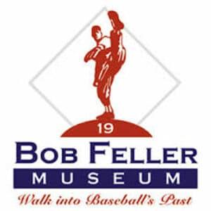 Bob Feller Museum logo