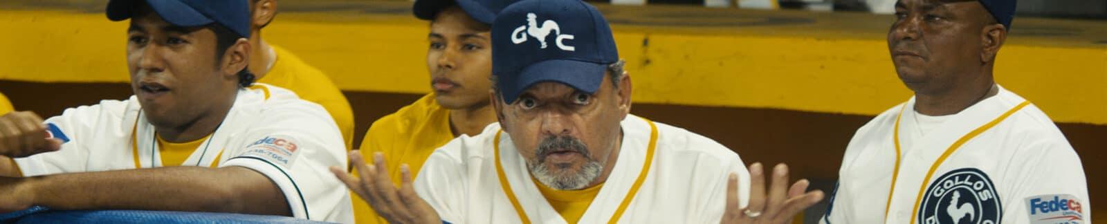 Ponchao baseball movie header