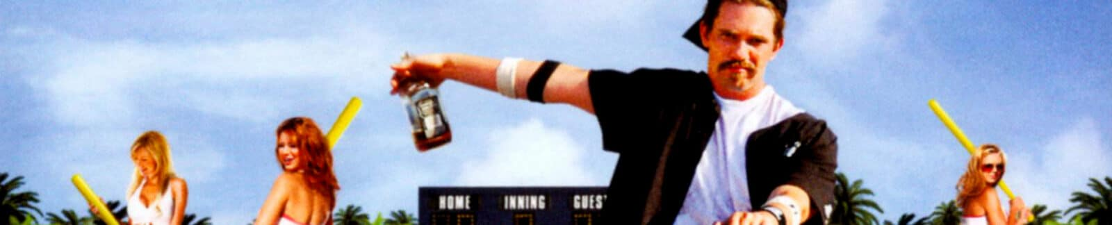 Screwball: The Ted Whitfield Story baseball movie header