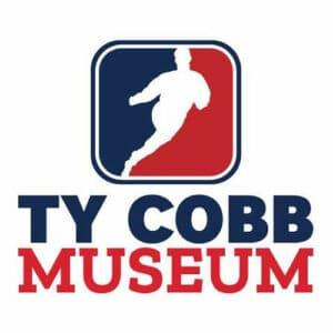 Ty Cobb Museum logo