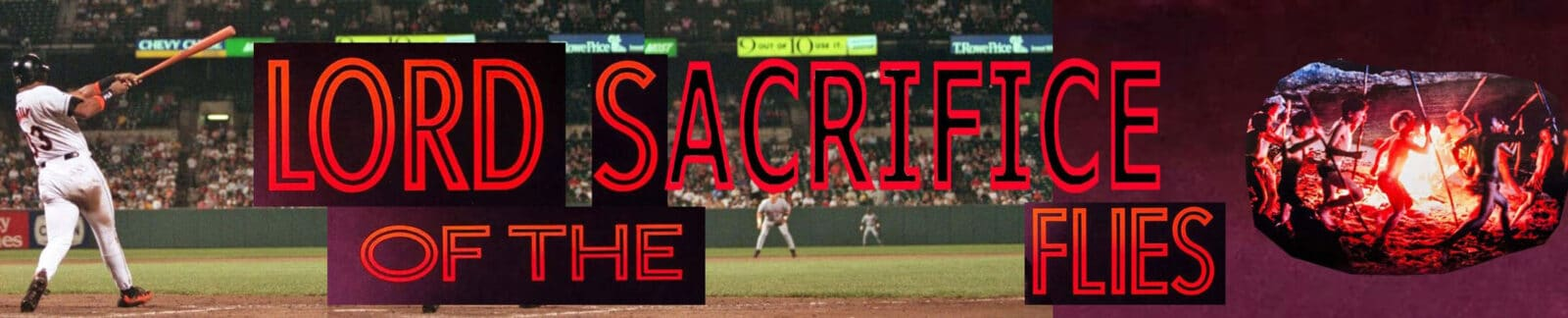 Lord of the Sacrifice Flies, baseball movie