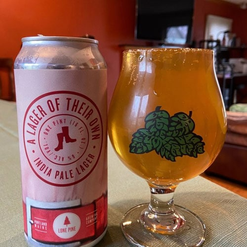 Lone Pine Brewing, A Lager of Their Own