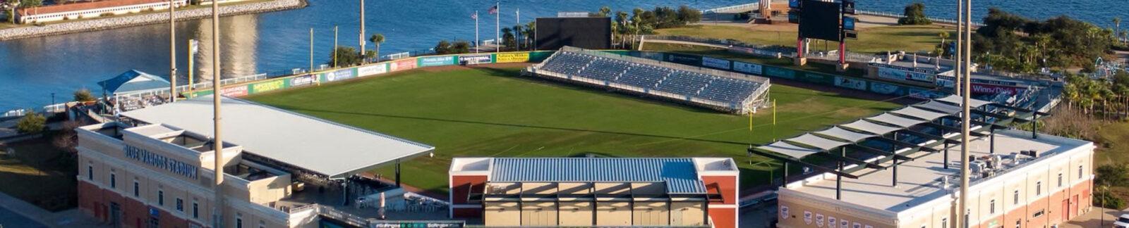 Admiral Fetterman Field at Blue Wahoos Stadium
