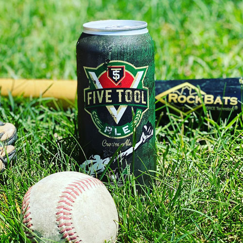 Five Tool Ale at the Ballfield