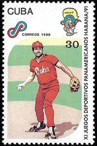 1990 Cuba – XI Juegos Deportivos Panamericanos Habana