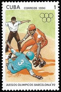1990 Cuba – Juegos Olimpicos Barcelona '92
