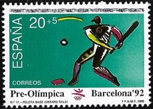 1990 Spain – Pre-Olimpica Barcelona '92
