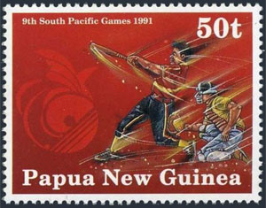 1991 Papua New Guinea – 9th South Pacific Games
