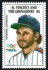 1992 St. Vincent – Olympic Games, Howard Johnson