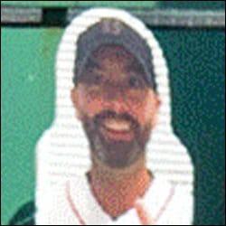 Jono Gallagher, Cardboard Cutout Baseball Player