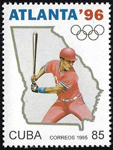 1995 Cuba – Olympics in Atlanta