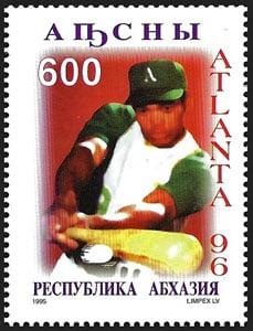 1996 Abkhazia – Sports