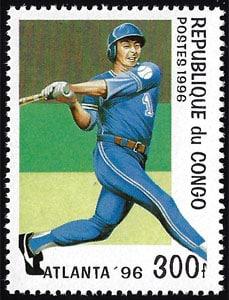 1996 Congo – Atlanta '96