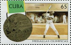 1996 Cuba – Olympic Gold Medal