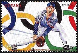 1996 Guyana – Olympic Games in Atlanta