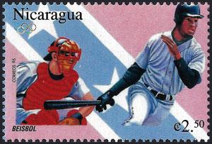 1996 Nicaragua – Olympics, Baseball
