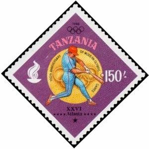 1996 Tanzania – Olympic Baseball