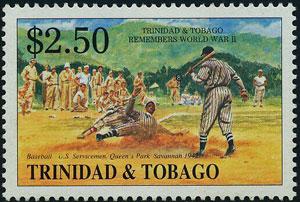 1996 Trinidad & Tobago – U.S. Servicemen, Queen's Park, Savannah