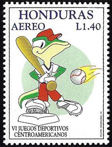 1997 Honduras – VI Juegos Deportivos Centroamericanos, Batter