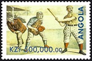 1999 Angola – Countdown to the Millennium
