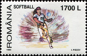 1999 Romania – Softball
