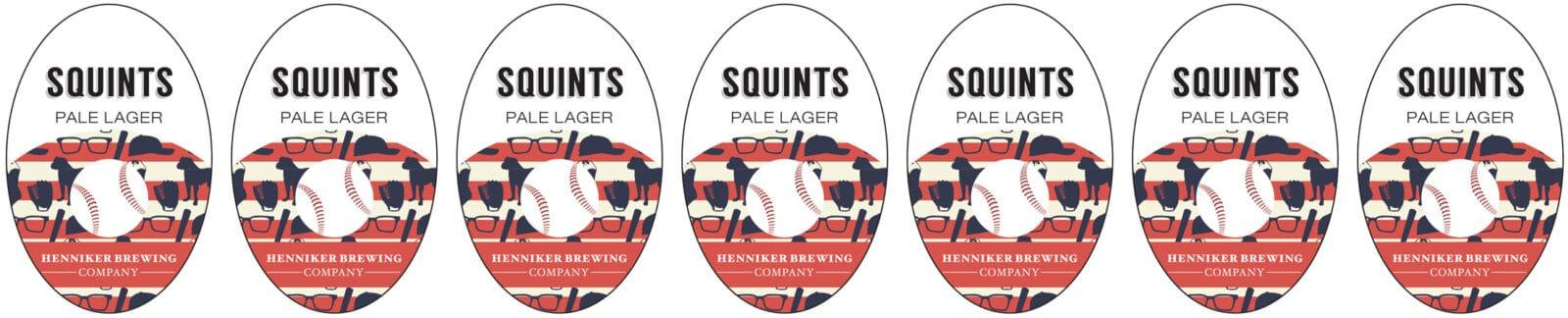 Squints Pale Ale by Henniker header