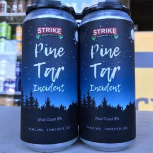 Pine Tar Incident by Strike Brewing