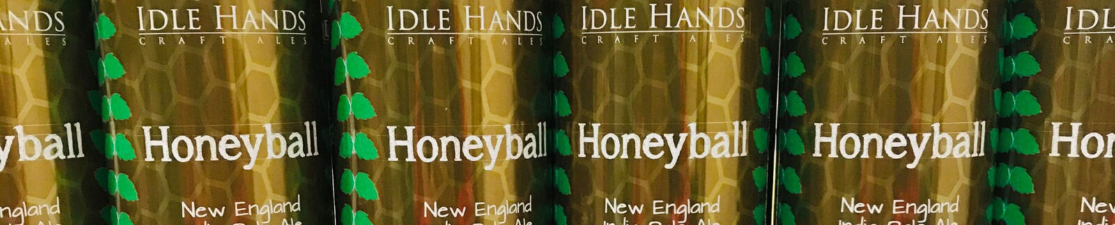Honeyball IPA by Idle Hands Brewery